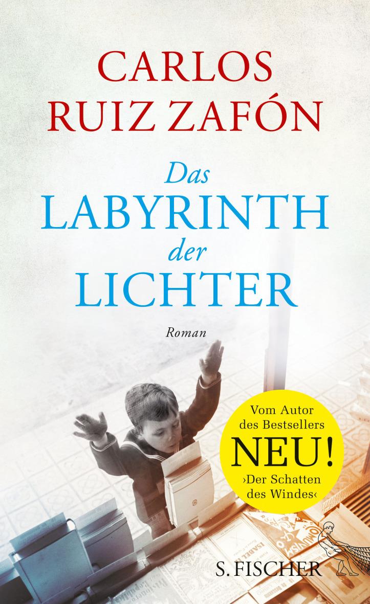 """Das Labyrinth der Lichter"""" erscheint im März - Aktuelles - Lesering.de"""